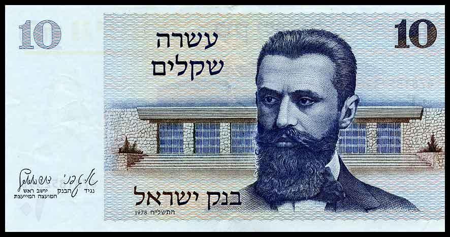 Resultado de imagem para Theodor Herzl,